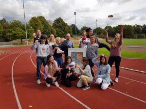 Teilnehmerinnen und Teilnehmer der brain@sports summerschool 2018